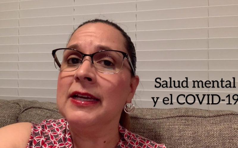 Perla Rico Salud Mental y COVID-19