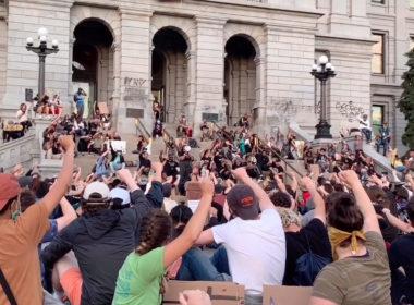 Protestas de George Floyd en Denver, Colorado