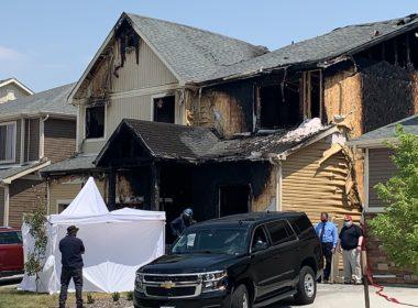Mueren 5 personas en incendio