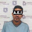 Arrestado por la AEI