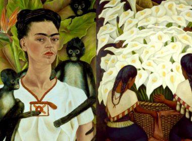 Diego y Frida