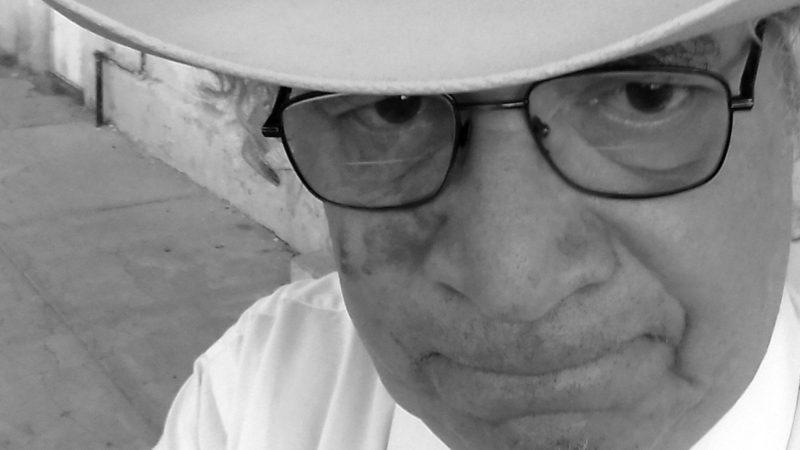 Rubén Moreno, escritor juarense