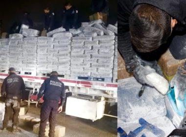 Droga en Juárez