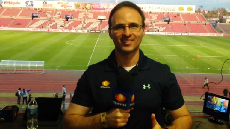 Nacho Giménez, comentarista TDJ