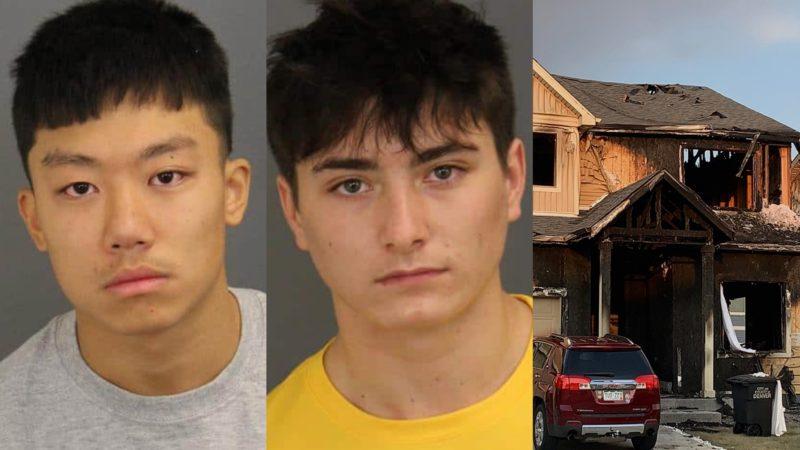 Presuntos asesinos