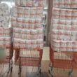 Roban mil rollos de papel