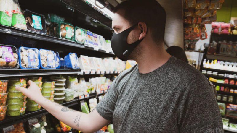 Sin máscaras en texas