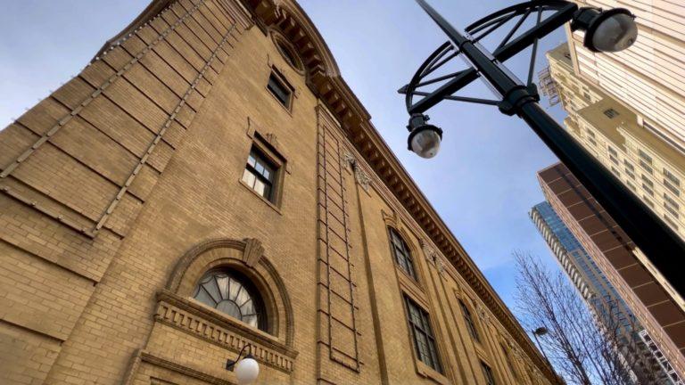 Edificios en Denver, CO.