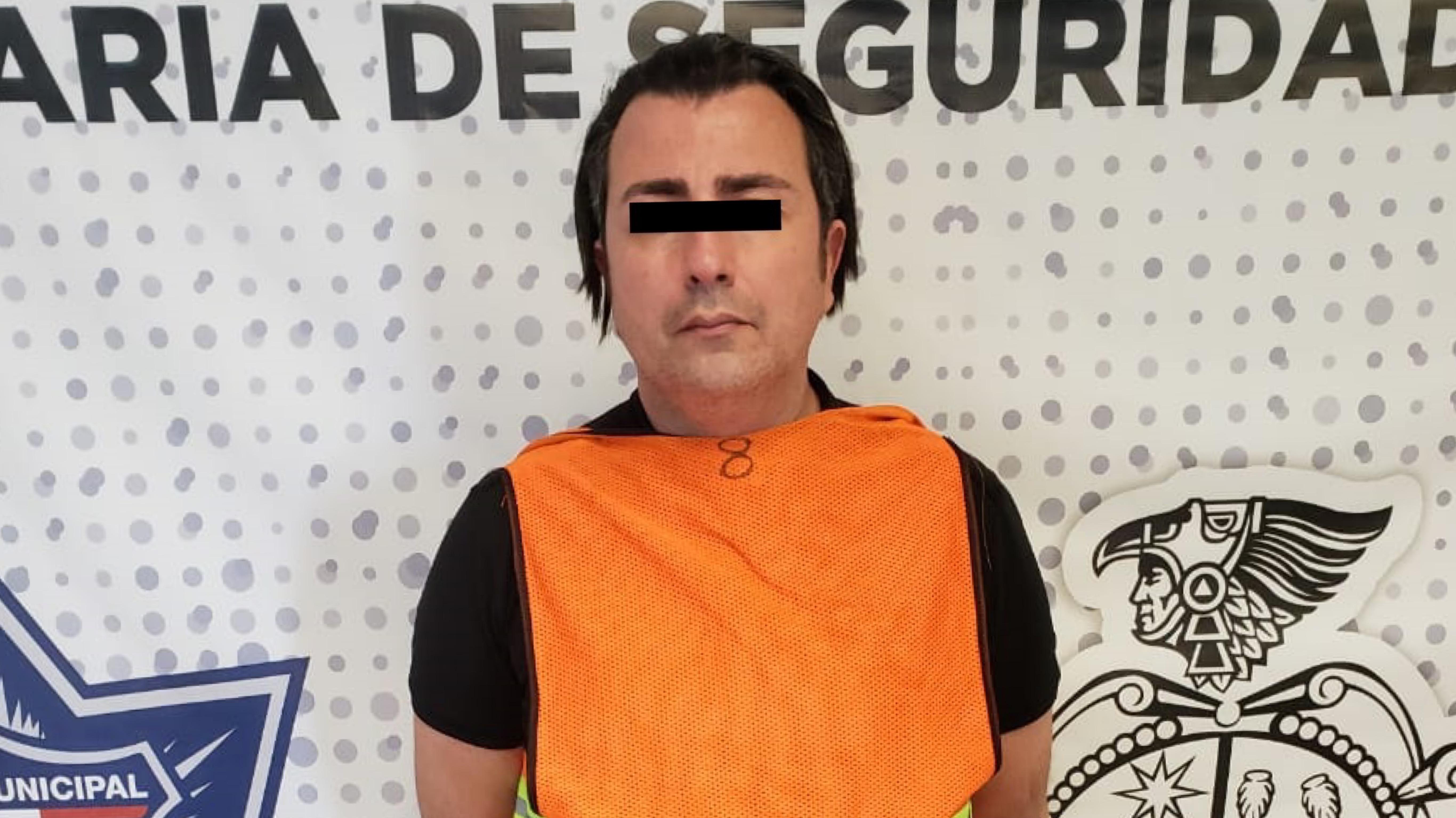 Detenido en Juárez