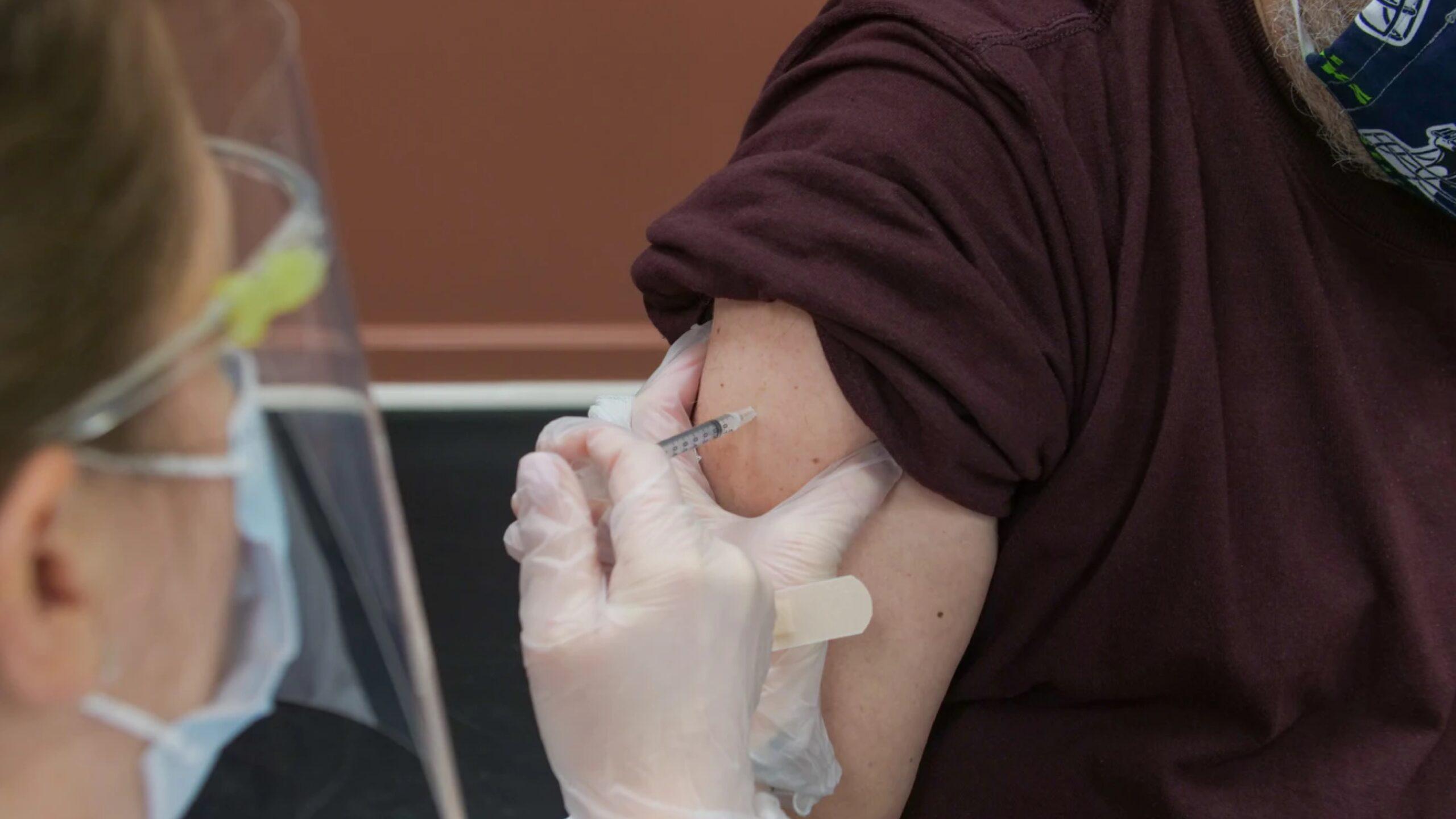 Vacuna COVID-19 adultos mayores