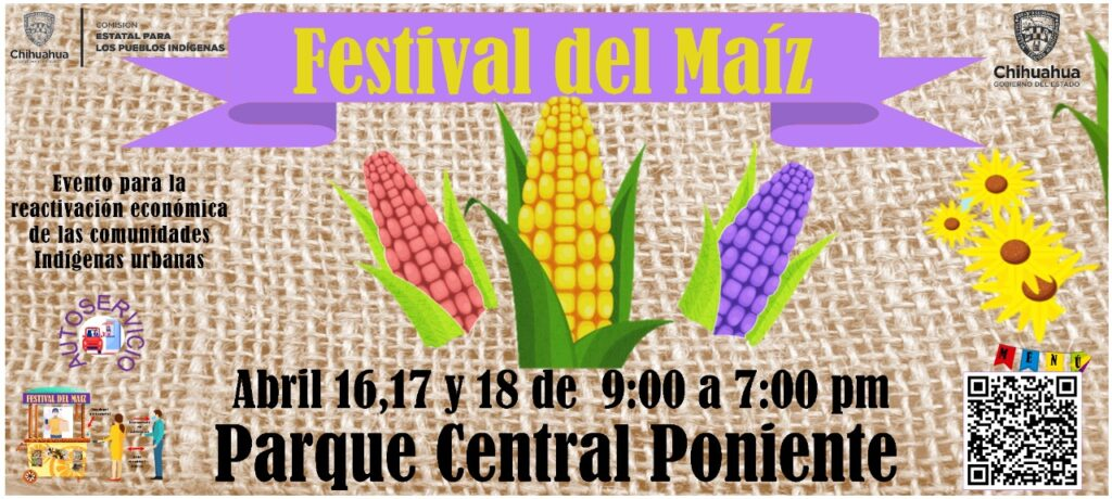 Primer Festival de Maíz en Cd. Juárez
