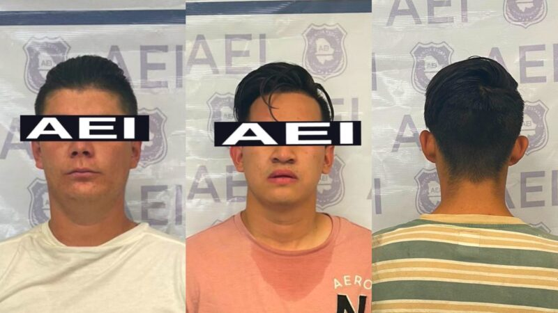 Detenidos por secuestro en Ciudad Juárez