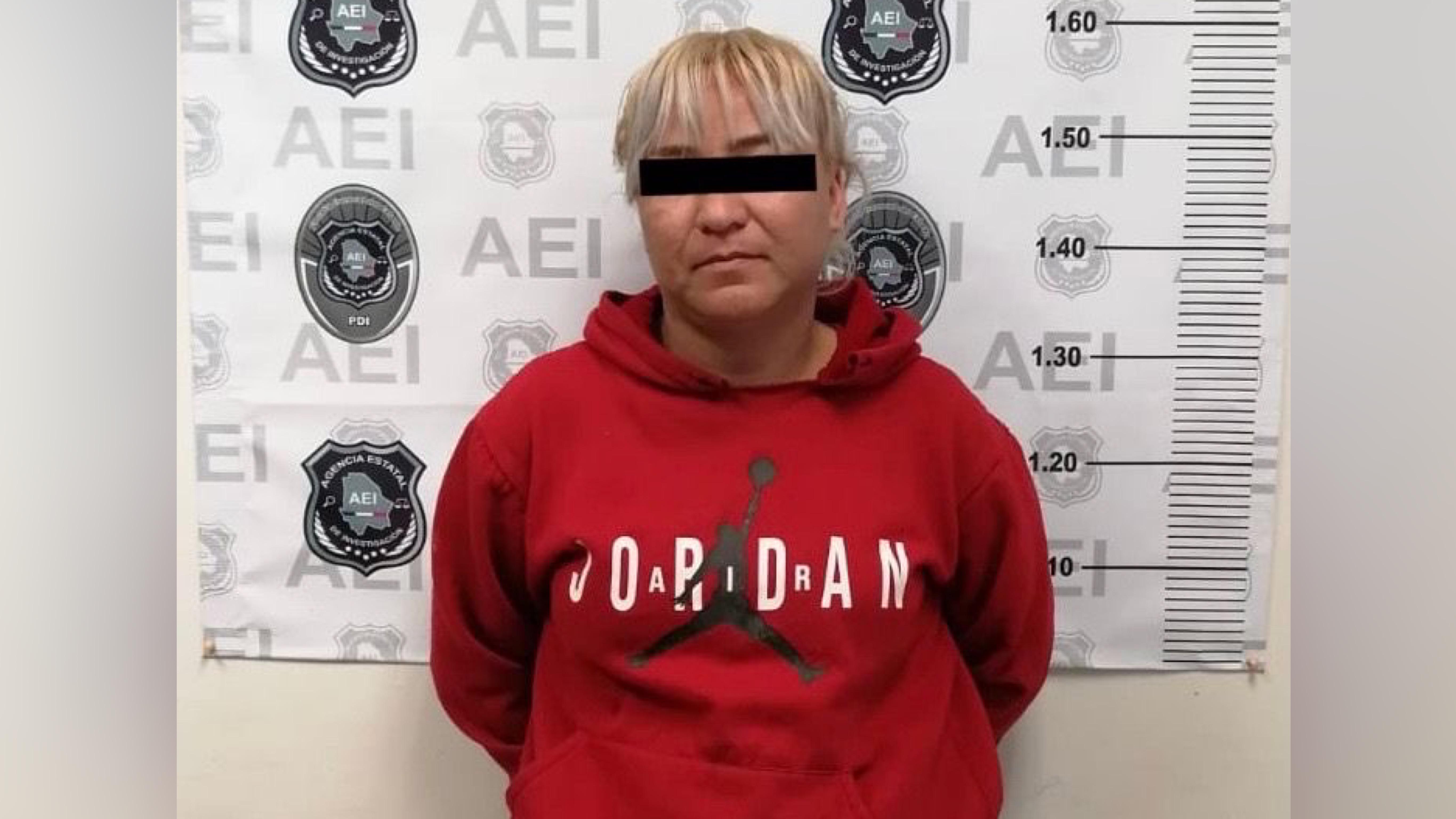 Mujer-detenida-en-cateo-de-yonke-en-Cd.-Juarez
