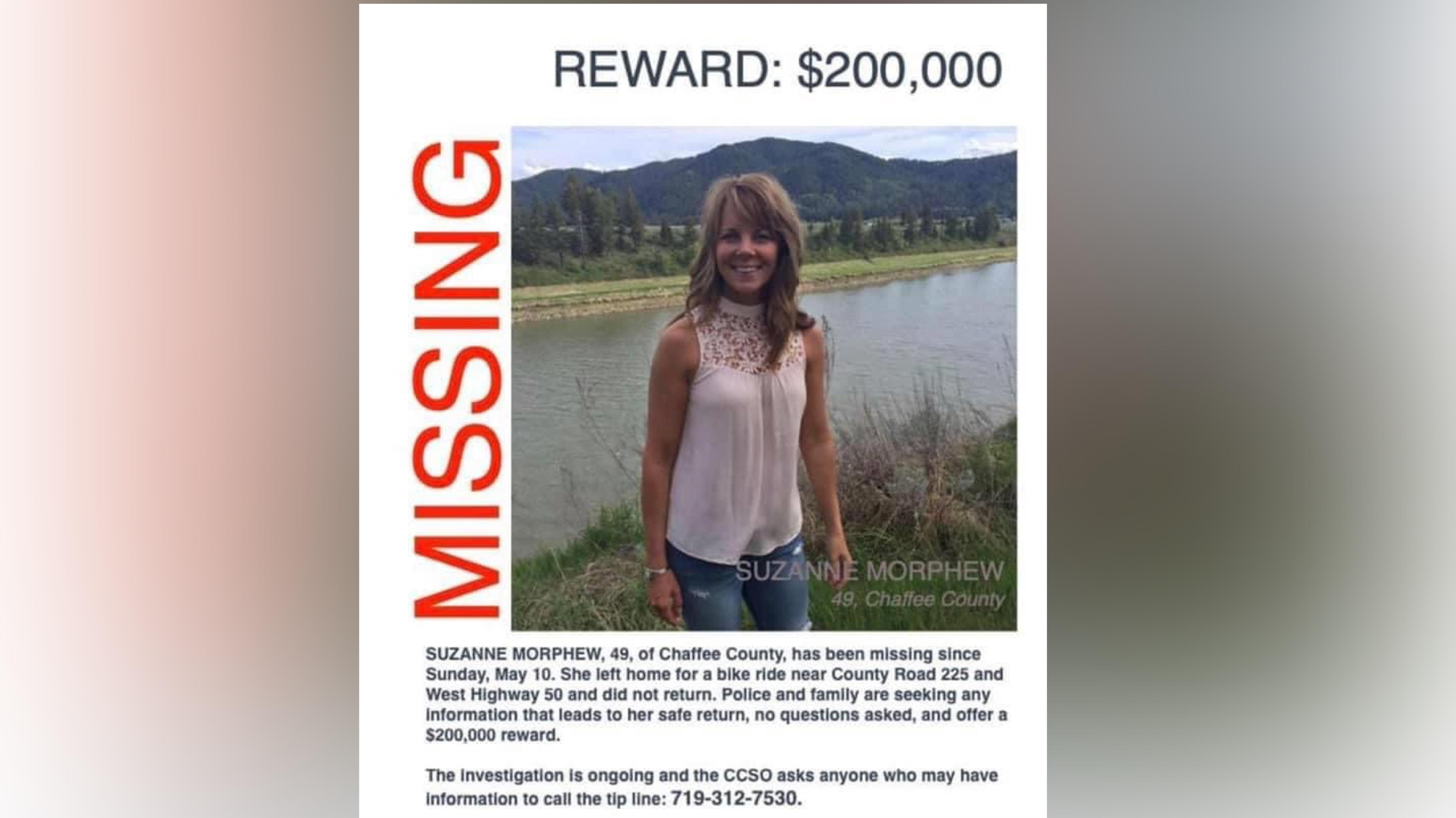 Se-busca-a-Suzanne-Morphew-en-Colorado
