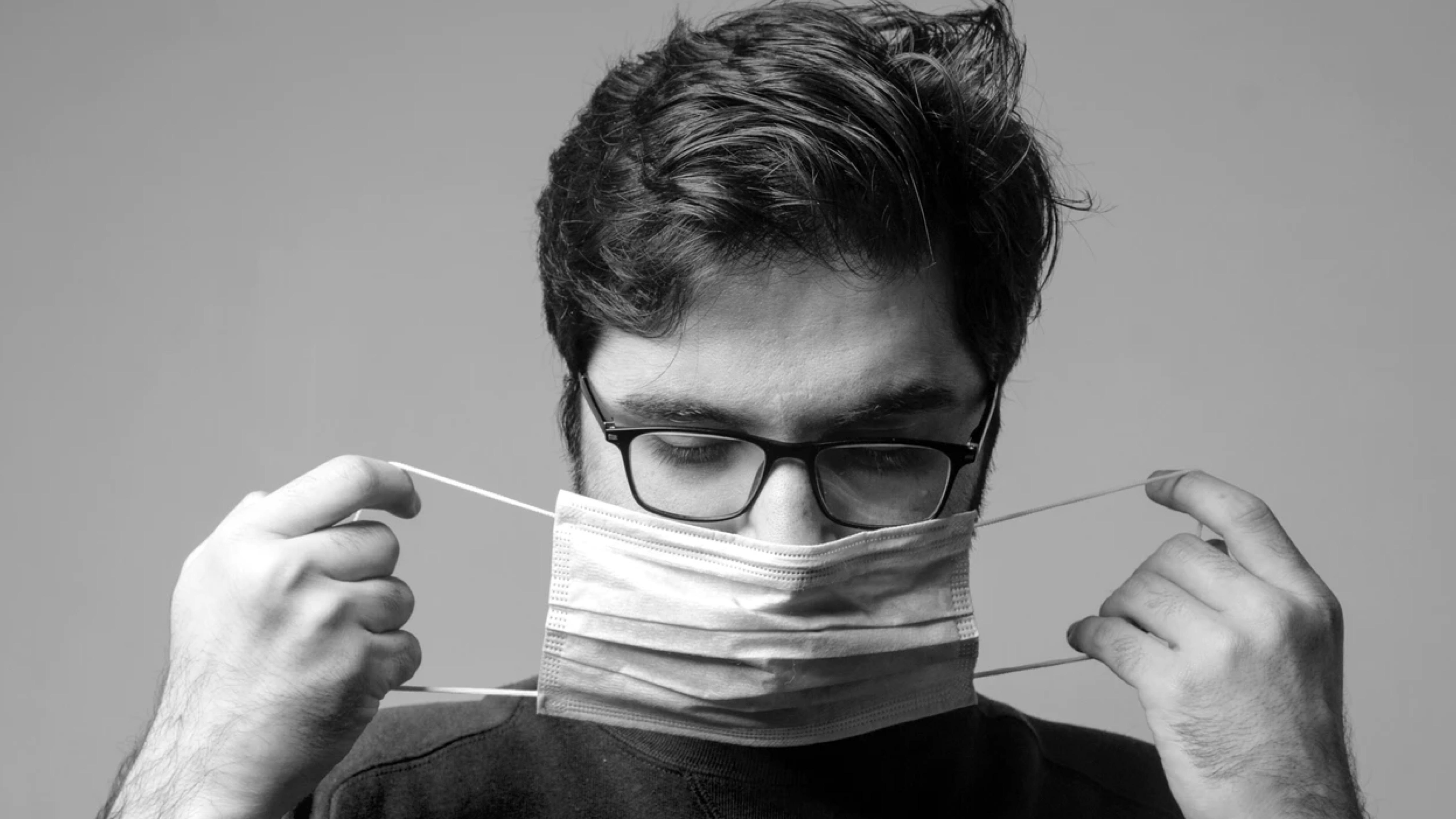 Vacunados sin mascarillas en Estados Unidos