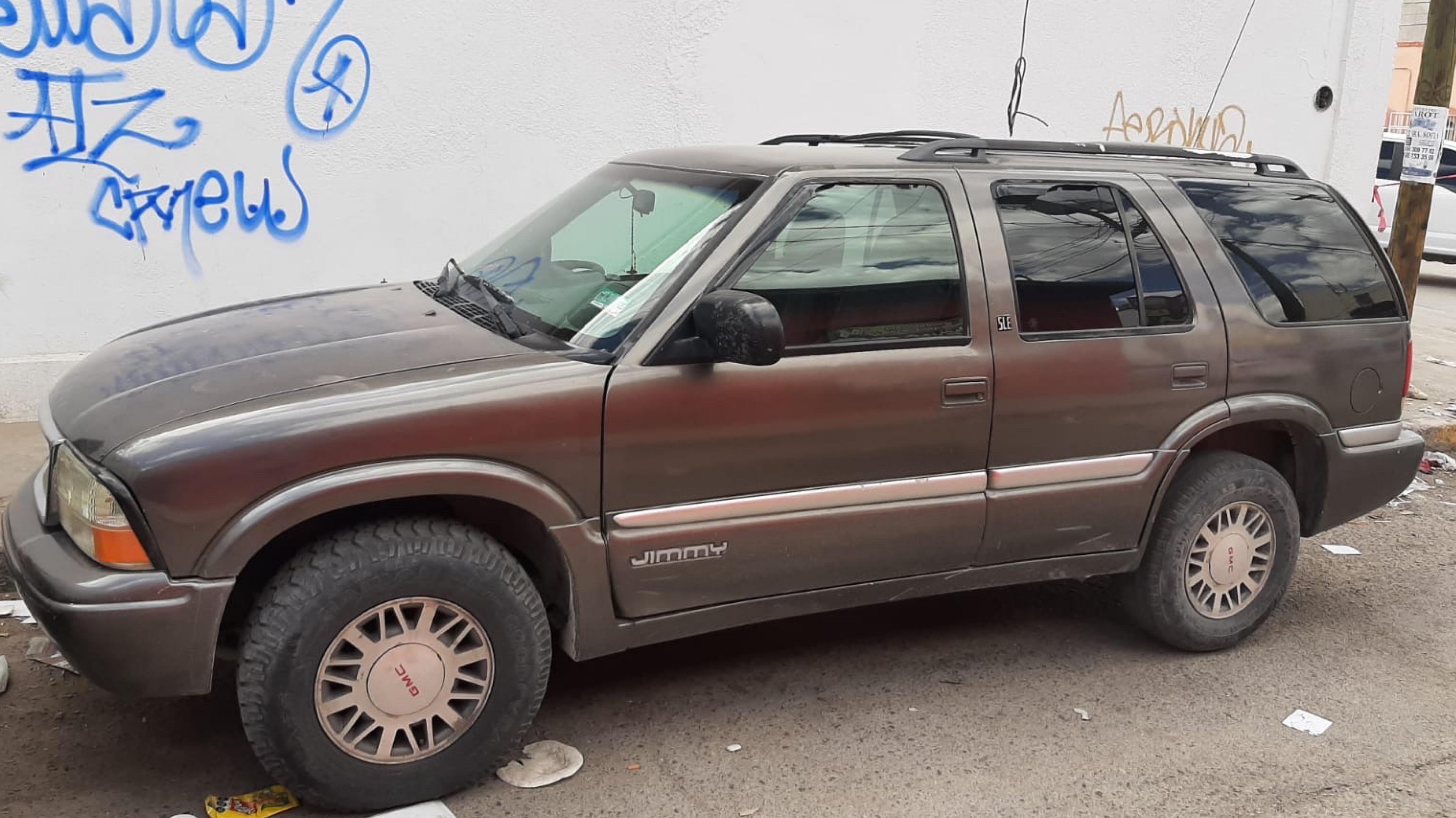Vehiculo-decomisado-en-casa-de-seguridad-en-Ciudad-Juarez-Chihuahua