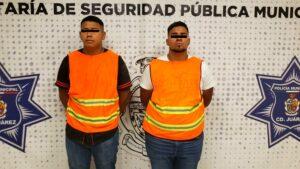 Detenido por intento de homicidio en Plaza El Trigal en Juarez