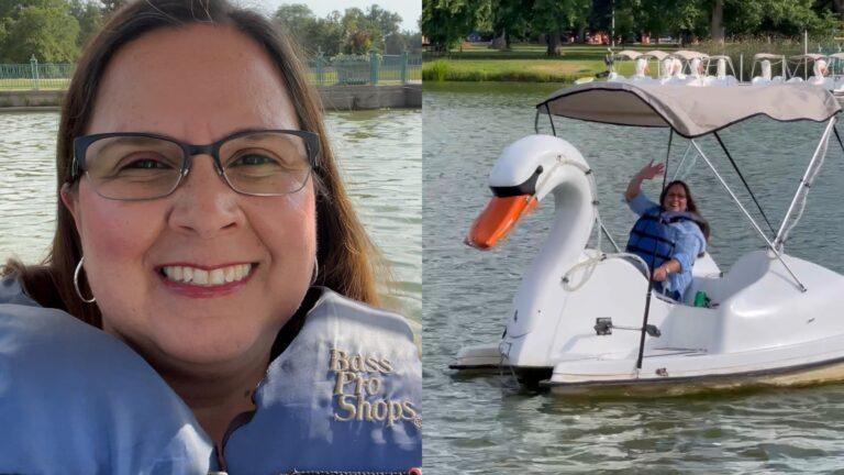Perla Rico, Duck lake, City Park Pavilion, Denver