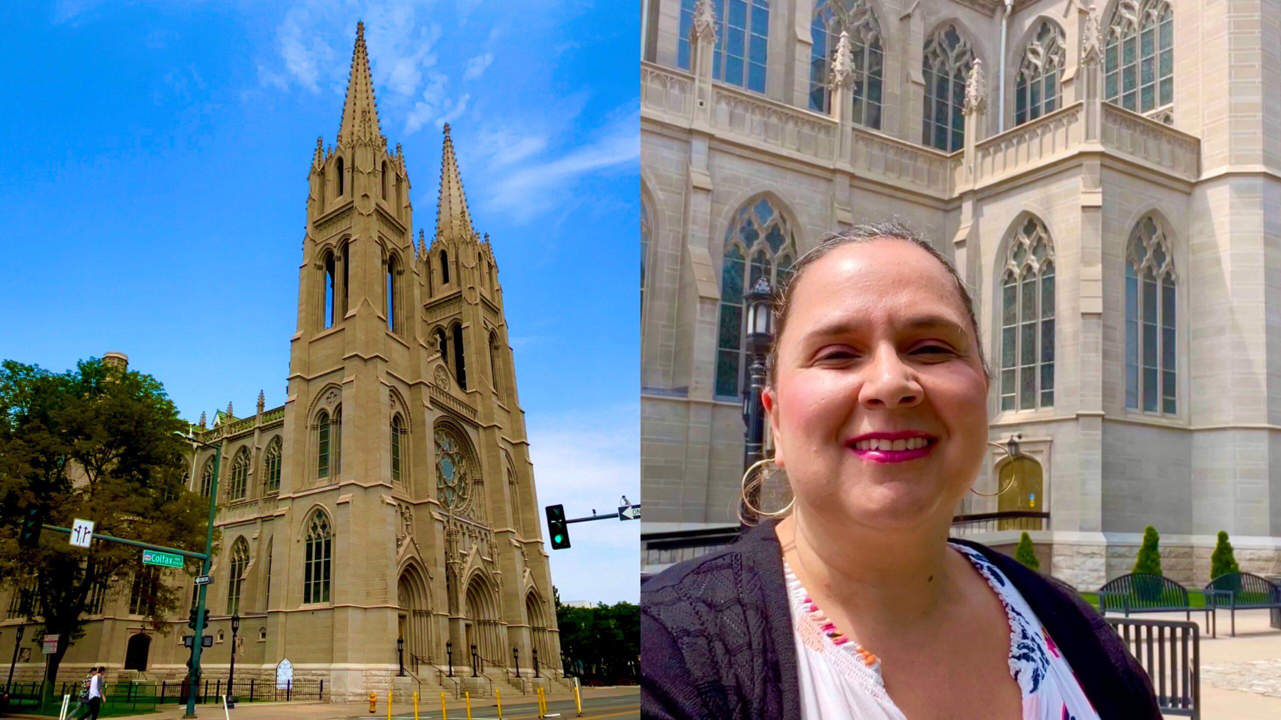 Catedral en Denver, Colorado, Perla Rico