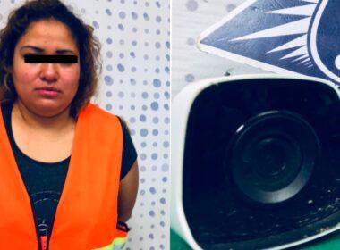 Arrestada por borrachera en juarez
